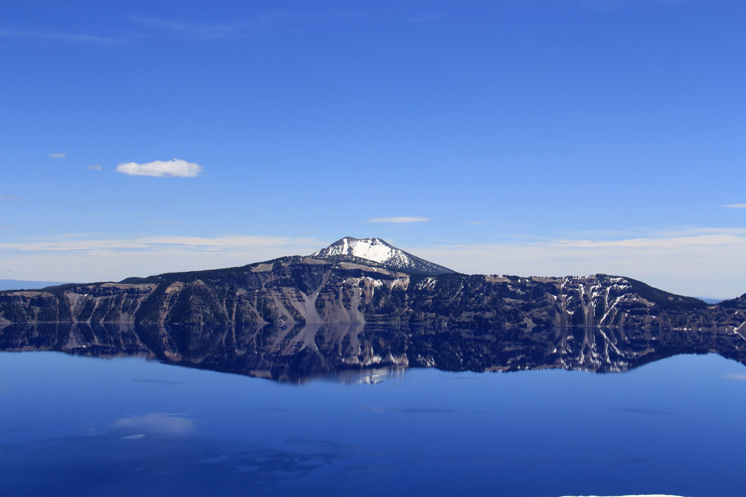 Crater Lake June 2013